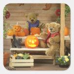 Dinky Bears Halloween Time Sticker