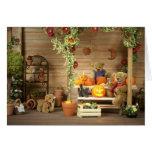 Dinky Bears Harvest Greeting Card