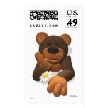 Dinky Bears: Hey you! Postage Stamps