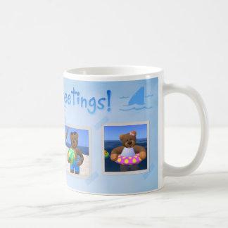 Dinky Bears Holiday Greetings Coffee Mug