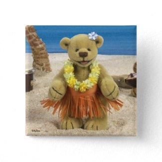 Hula-Tanz am Strand