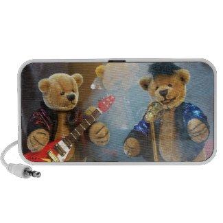 Dinky Bears in Concert