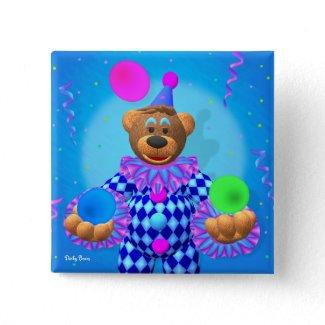 Dinky Bears juggling Clown