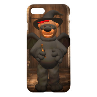 Dinky Bears: Little Bat iPhone 8/7 Case