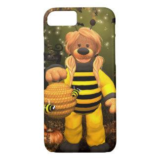 Dinky Bears: Little Bee iPhone 7 Case