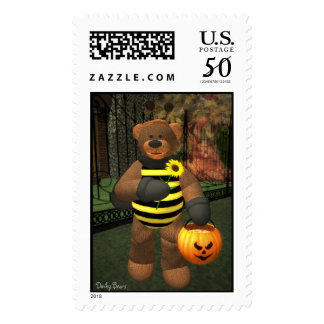 Dinky Bears Little Bee Postage