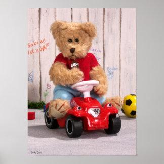Dinky Bears: Little Boy Poster