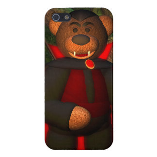 Dinky Bears: Little Dracula Cover For iPhone SE/5/5s