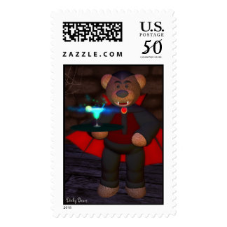Dinky Bears Little Dracula Postage