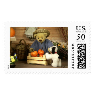 Dinky Bears Little Gardener Postage