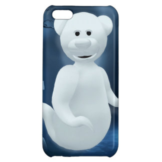 Dinky Bears: Little Ghost Case For iPhone 5C