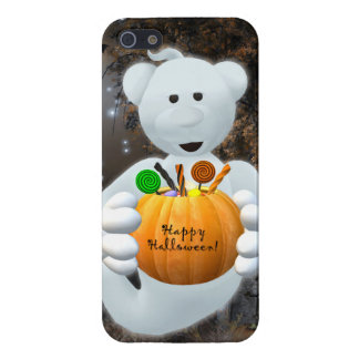Dinky Bears: Little Ghost with Goodies Cover For iPhone SE/5/5s