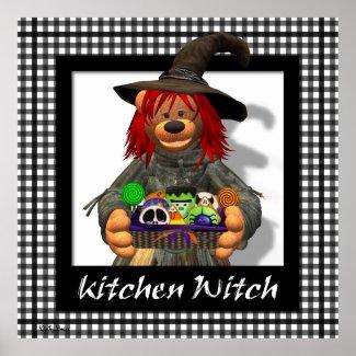 Little Kitchen Witch