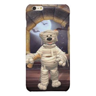 Dinky Bears: Little Mummy Glossy iPhone 6 Plus Case