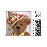 Dinky Bears: Little Painter Postage Stamps
