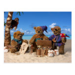 Dinky Bears: Little Pirates Post Card