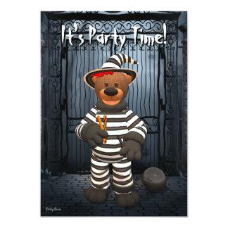 Dinky Bears Little Prisoner Card