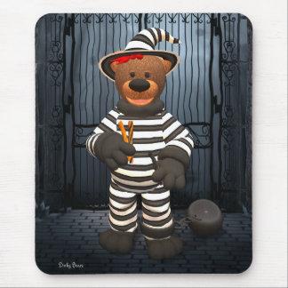 Dinky Bears Little Prisoner Mouse Pad