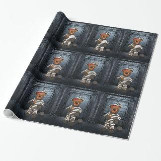 Dinky Bears: Little Prisoner Wrapping Paper