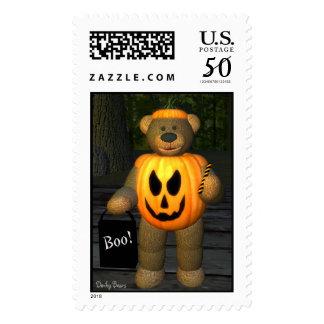 Dinky Bears Little Pumpkin Boy Postage