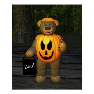 Little Pumpkin Boy