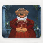 Dinky Bears Little Queen Mousepad