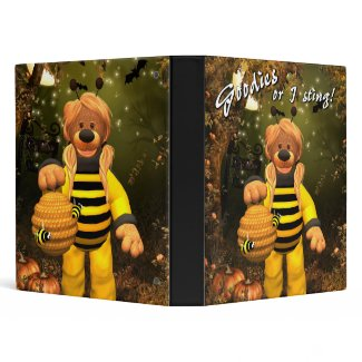 Little Trick or Treat Bee