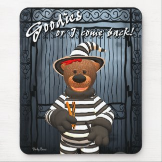 Little Trick or Treat Prisoner
