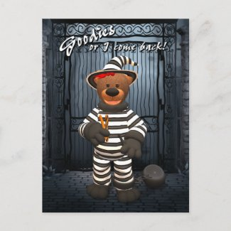 Little Trick or Treat Prisoner