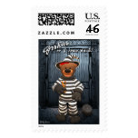 Dinky Bears Little Trick or Treat Prisoner Stamp