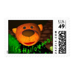 Dinky Bears Little Witch Postage Stamps