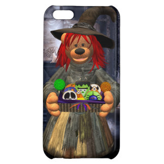 Dinky Bears: Little Witch with Cookies iPhone 5C Cover