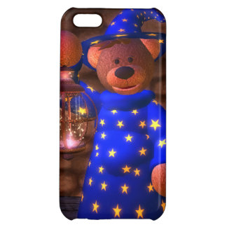 Dinky Bears: Little Wizard iPhone 5C Case