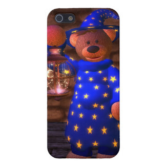 Dinky Bears: Little Wizard iPhone 5 Cases