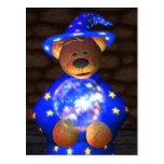 Dinky Bears Little Wizard Post Cards