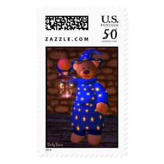 Dinky Bears Little Wizard Postage