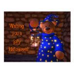 Dinky Bears Little Wizard Postcards