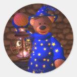 Dinky Bears Little Wizard Sticker