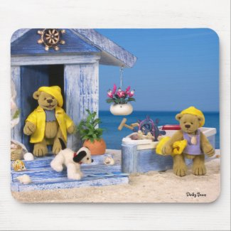 Dinky Bears im Urlaub