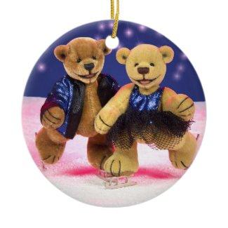 Ice dancing Dinky Bears