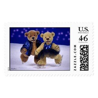 Dinky Bears on Ice