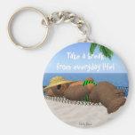Dinky Bears: Relaxation Key Chain