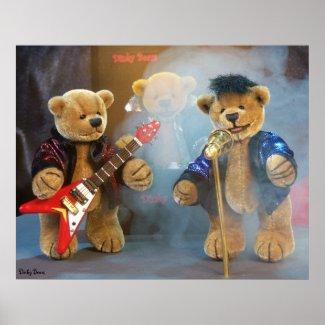 Dinky Bears Rockband