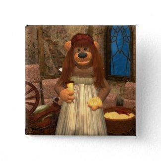 Dinky Bears Rumpelstiltskin button