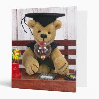 dinky Bears Schoolboy 3 Ring Binder