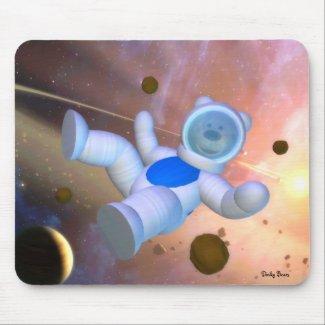 Weltraumausflug
