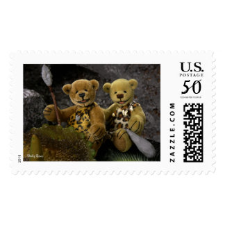 Dinky Bears Stone Age Postage