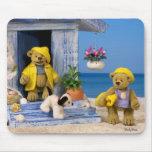 Dinky Bears: Summer Fun Mouse Pad