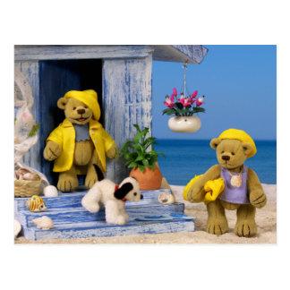 Dinky Bears: Summer Fun Postcard