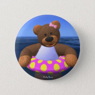 Dinky Bears Water Fun Button